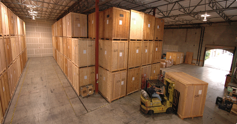 Redwood Moving and Storage, Storage Facility Sonoma County Ca